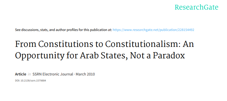 from-constitutions-to-constitutionalism