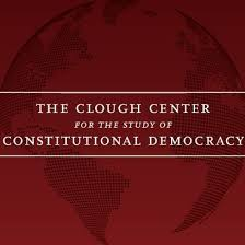 Clough Center for the Study of Constitutional Democracy - Home ...
