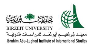 ندوة صفقة القرن ومستقبل القضية الفلسطينية   جامعة بيرزيت
