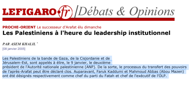 les-palestiniens-a-l'heure-du-leadership-institutionnel